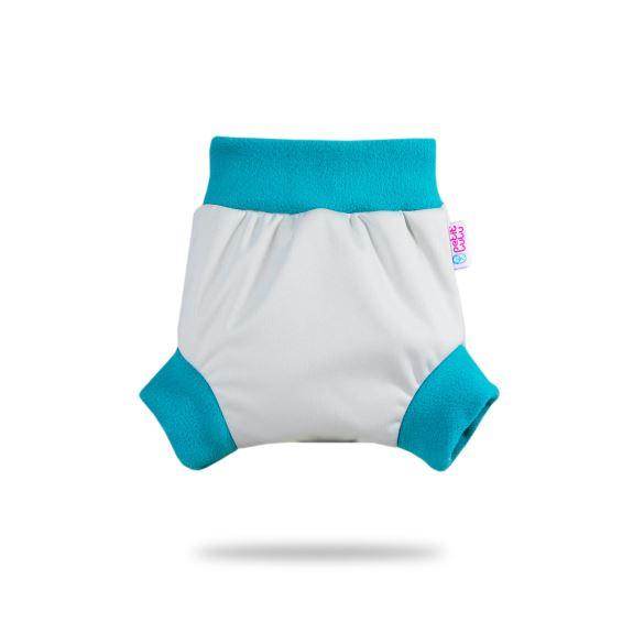 Šedé (tyrkys) - pull-up svrchní kalhotky