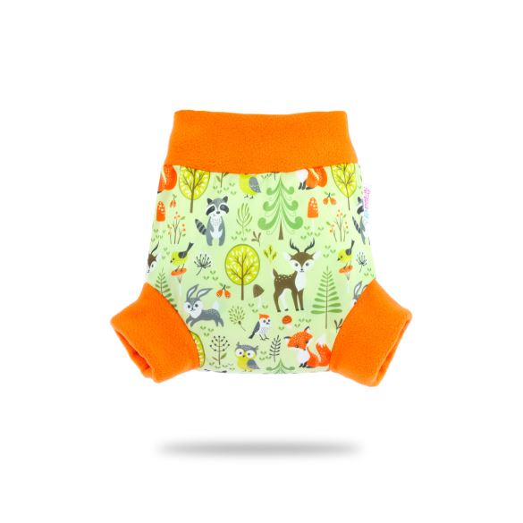 Lesní zvířátka - pull-up svrchní kalhotky