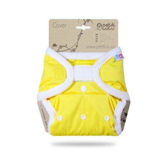Žluté - svrchní kalhotky sz