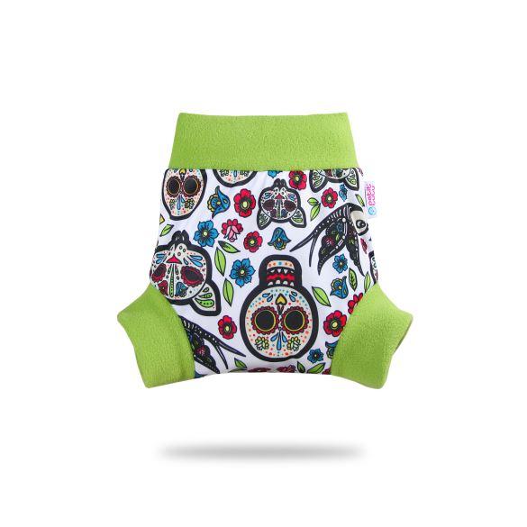 Mexické lebky (na bílé) - pull-up svrchní kalhotky