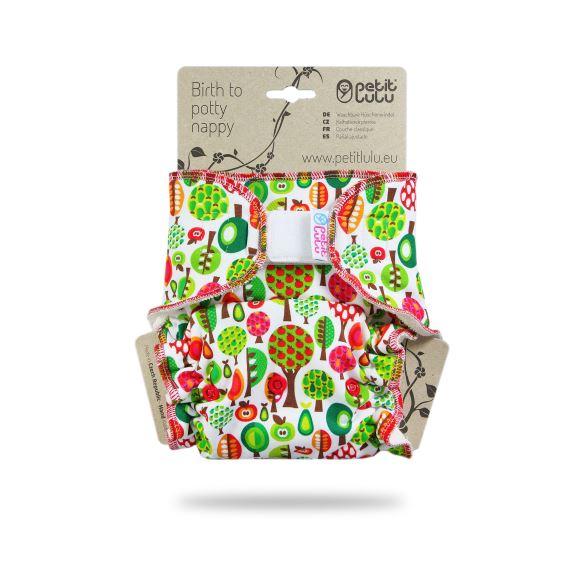 Ovocný sad - kalhotková plena sz