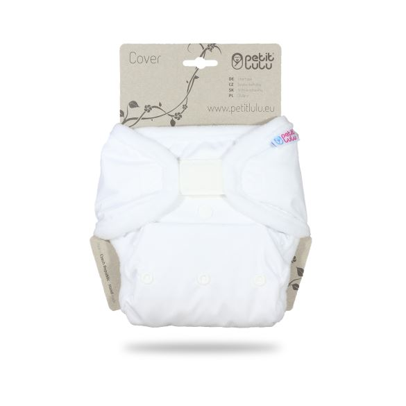 Bílé - svrchní kalhotky sz