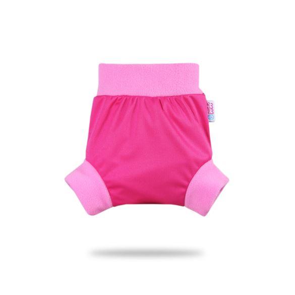 Růžové - pull-up svrchní kalhotky