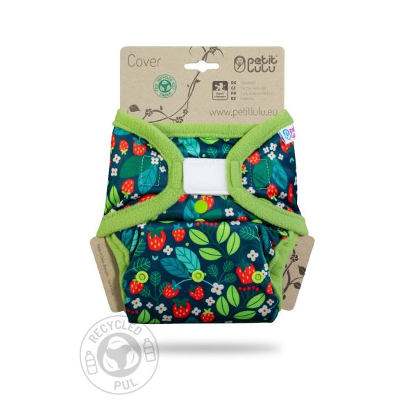 Lesní jahůdky - svrchní kalhotky sz