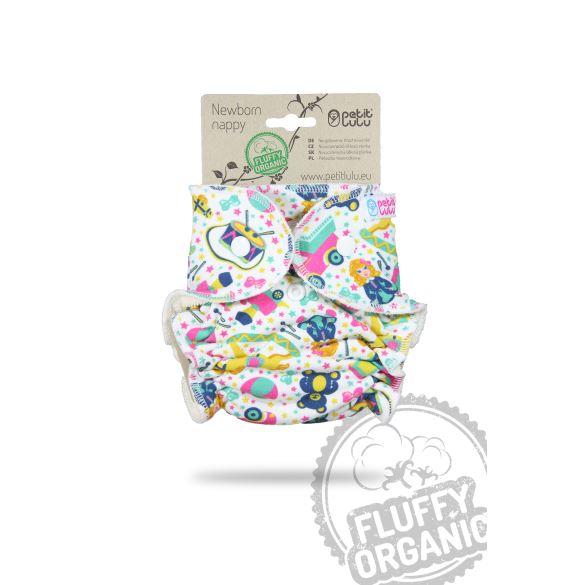 Ráj hraček - novorozenecká plenka