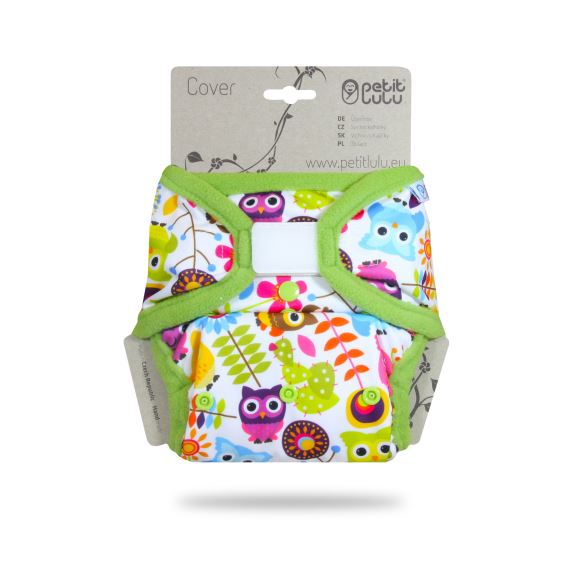 Veselé sovičky - svrchní kalhotky sz