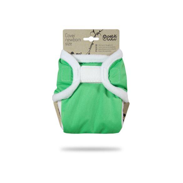 Zelené - novorozenecké svrchní kalhotky