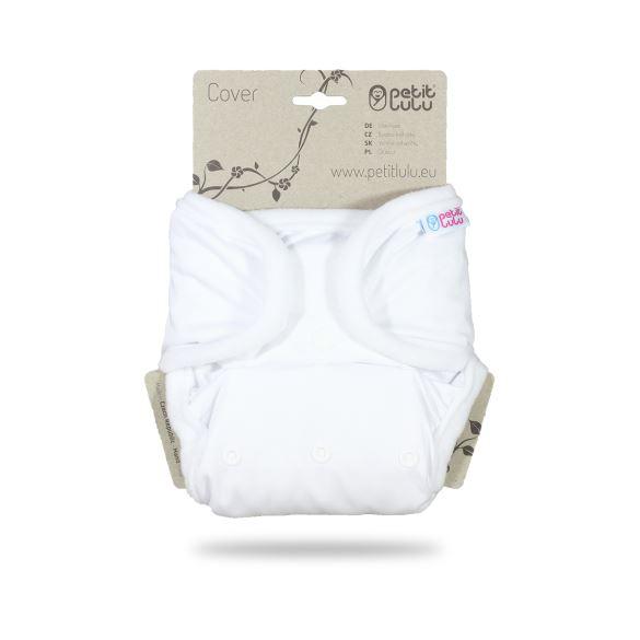Bílé - svrchní kalhotky pat