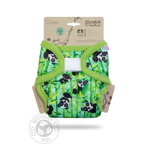 Medvídci Panda - svrchní kalhotky XL