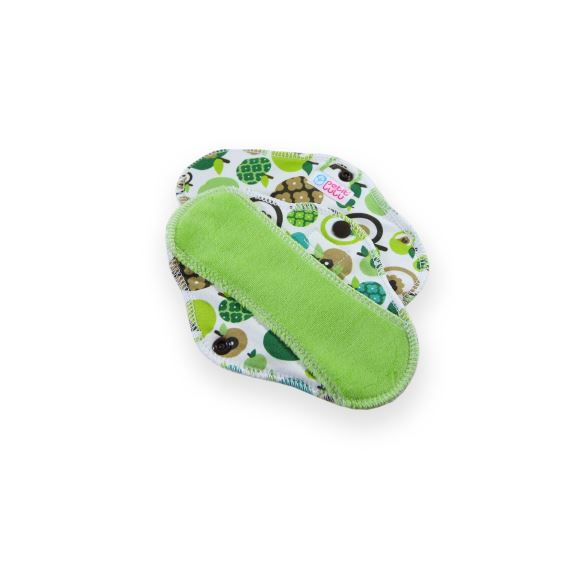Jablka (zelená) - látková vložka SLIP (CLASSIC)