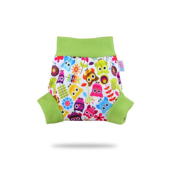 Veselé sovičky - pull-up svrchní kalhotky