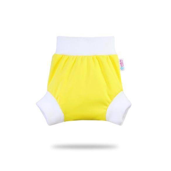Žluté - pull-up svrchní kalhotky