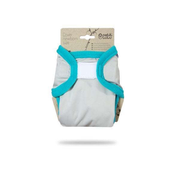 Šedé (tyrkys) - novorozenecké svrchní kalhotky