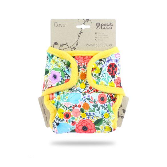 Rozkvetlá zahrada - svrchní kalhotky pat